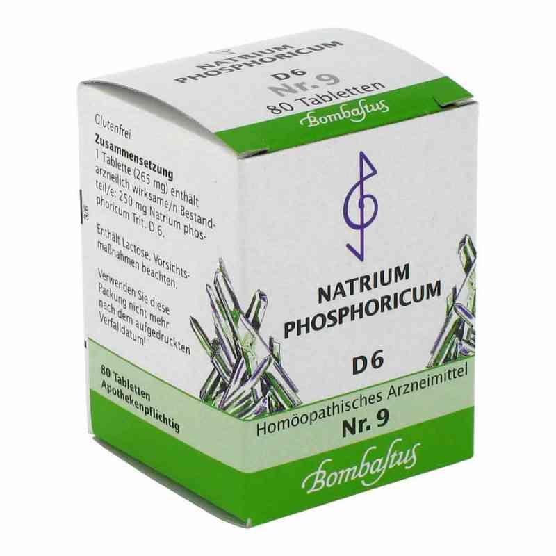 Biochemie 9 Natrium phosphoricum D6 Tabletten  bei versandapo.de bestellen
