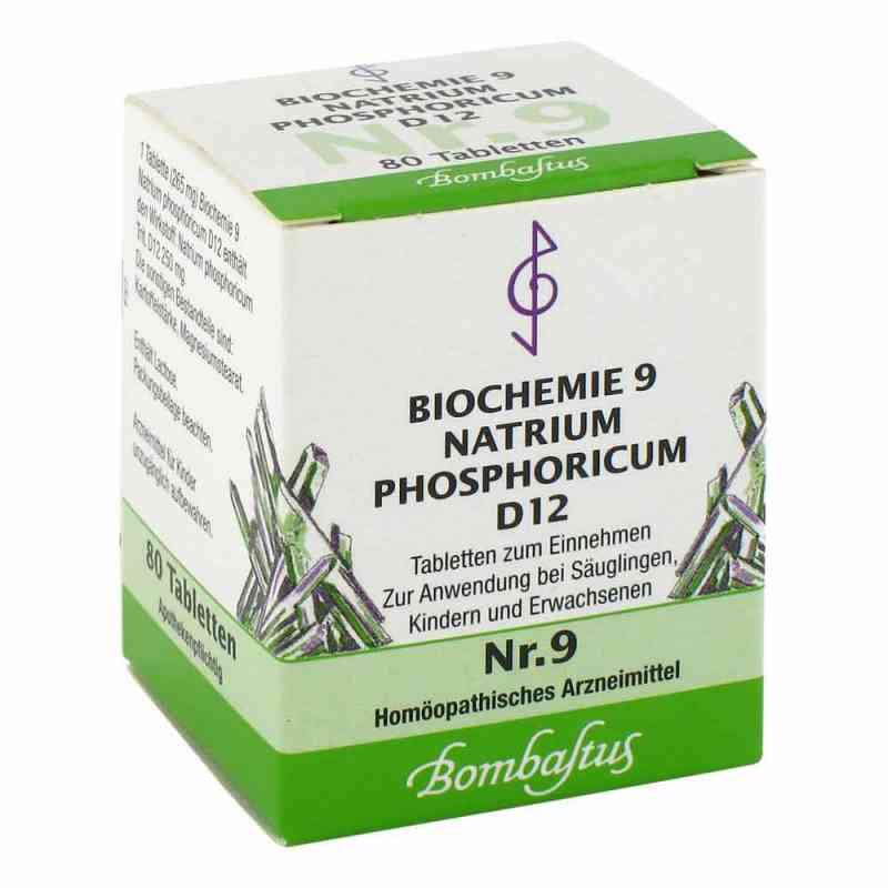 Biochemie 9 Natrium phosphoricum D 12 Tabletten  bei versandapo.de bestellen