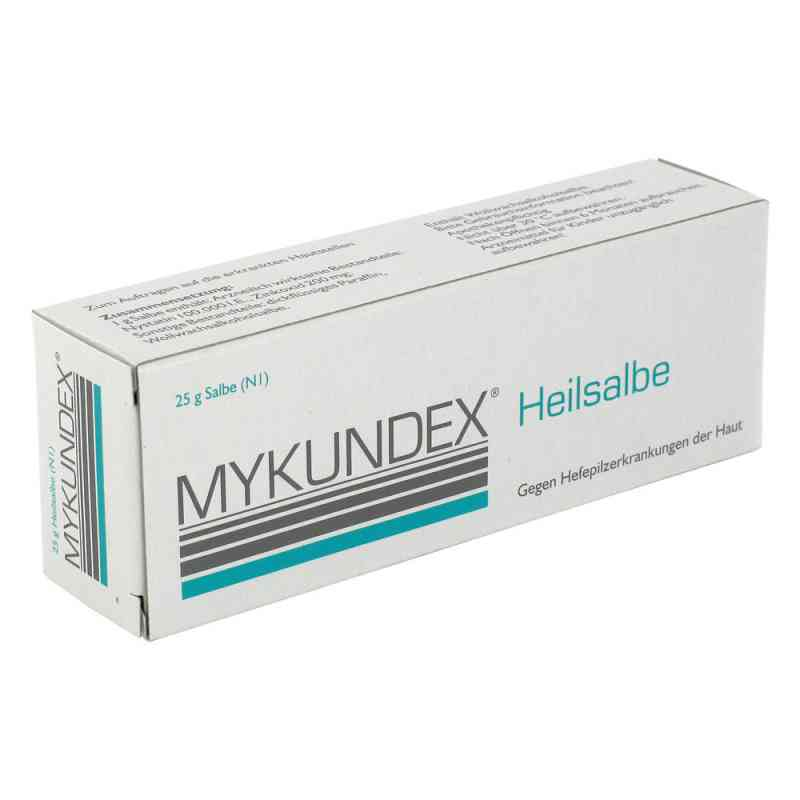 Mykundex Heilsalbe  bei versandapo.de bestellen