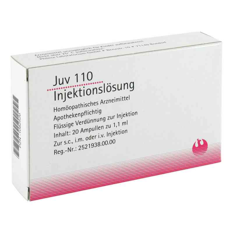 Juv 110 Injektionslösung Ampullen  bei versandapo.de bestellen