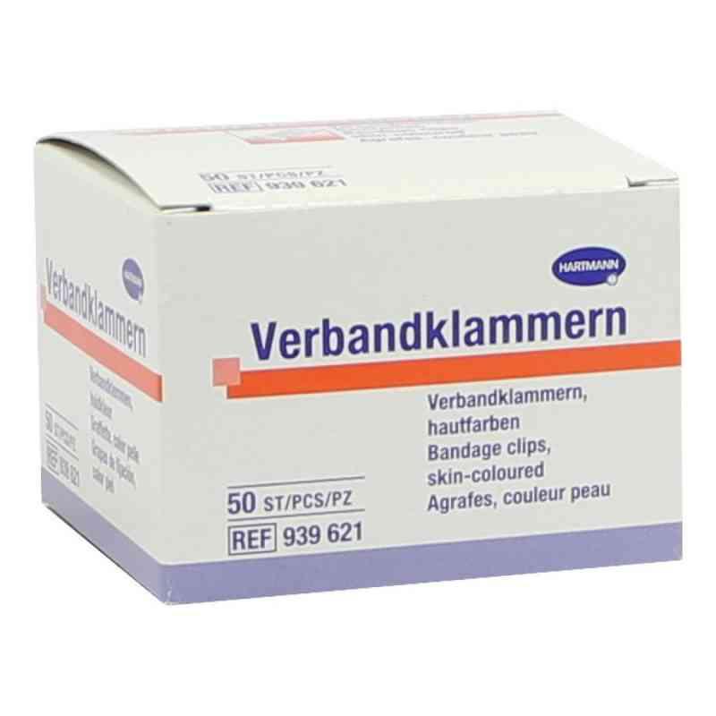 Verbandklammern Hartmann hautfarben  bei versandapo.de bestellen
