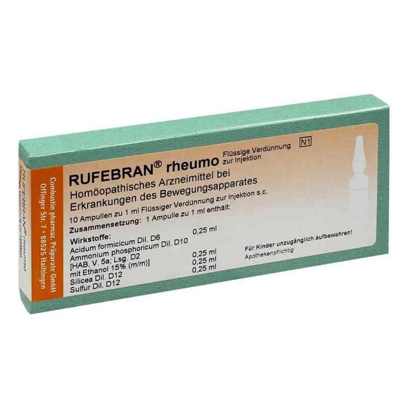 Rufebran rheumo Ampullen  bei versandapo.de bestellen