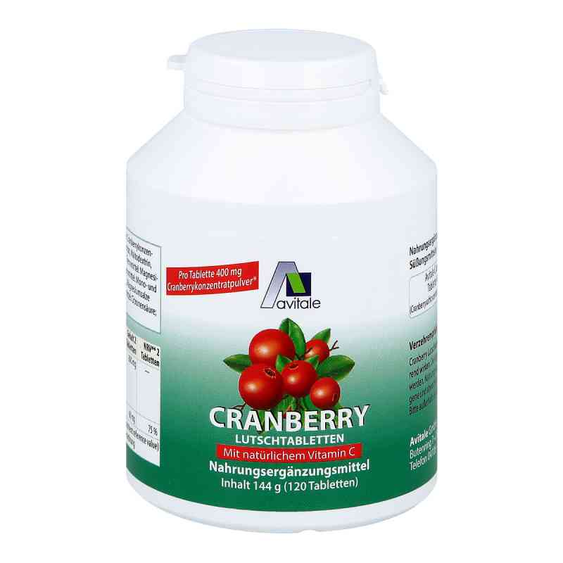 Cranberry Lutschtabletten  bei versandapo.de bestellen