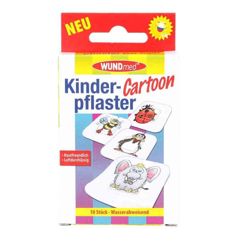 Kinderpflaster Cartoon  bei versandapo.de bestellen
