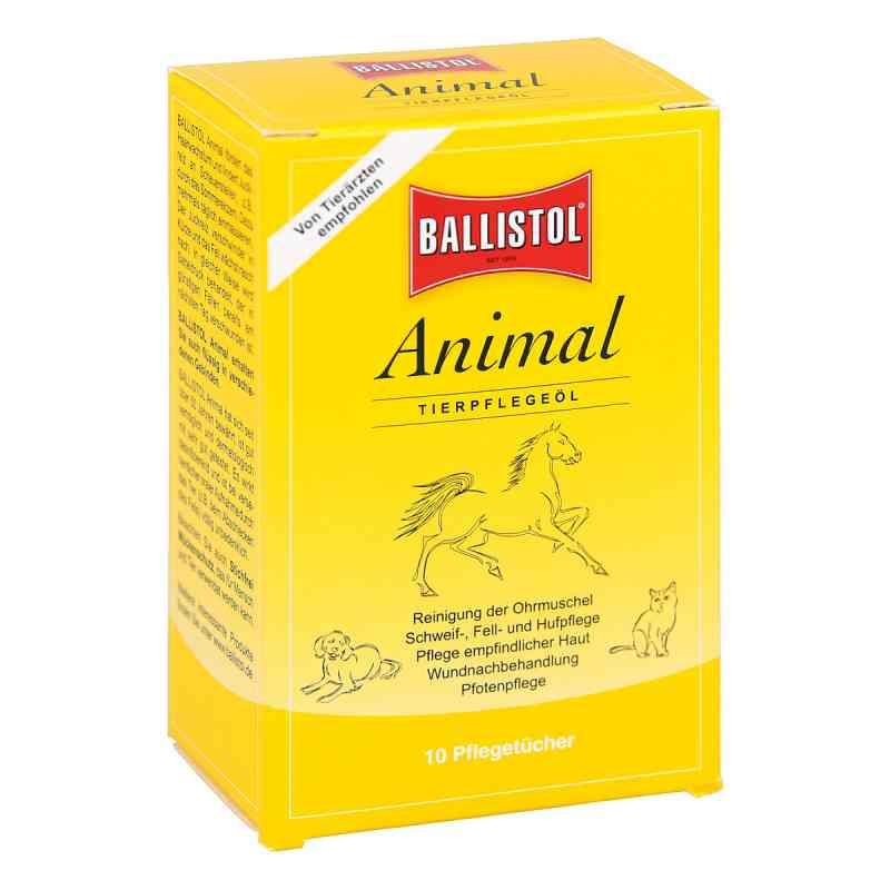 Ballistol animal veterinär Pflegetücher  bei versandapo.de bestellen