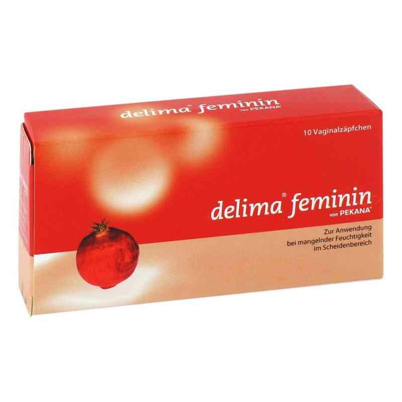 Delima feminin Vaginalovula  bei versandapo.de bestellen