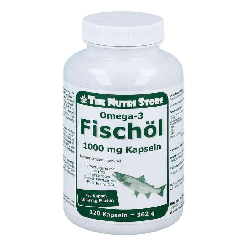 Omega 3 Fischöl 1000 mg Kapseln  bei versandapo.de bestellen