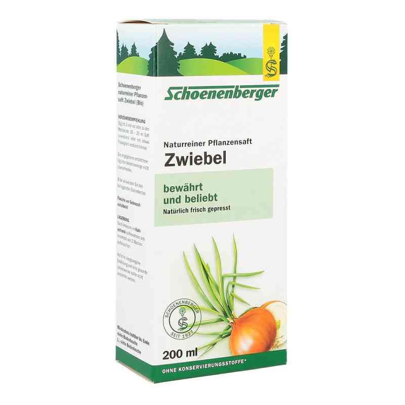 Zwiebelsaft naturrein Schoenenberger  bei versandapo.de bestellen