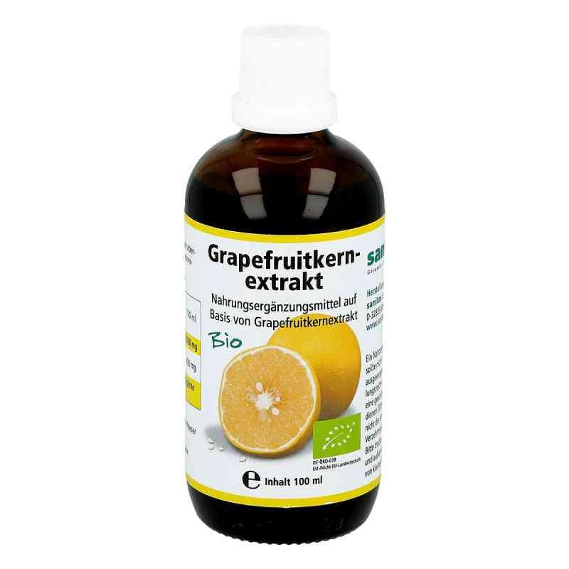 Grapefruit Kern Extrakt Bio Lösung  bei versandapo.de bestellen