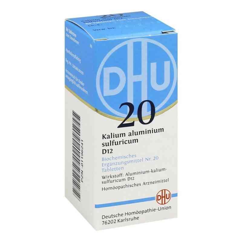 Biochemie Dhu 20 Kalium alum.sulfur. D 12 Tabletten   bei versandapo.de bestellen