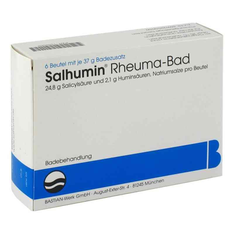 Salhumin Rheuma-Bad  bei versandapo.de bestellen
