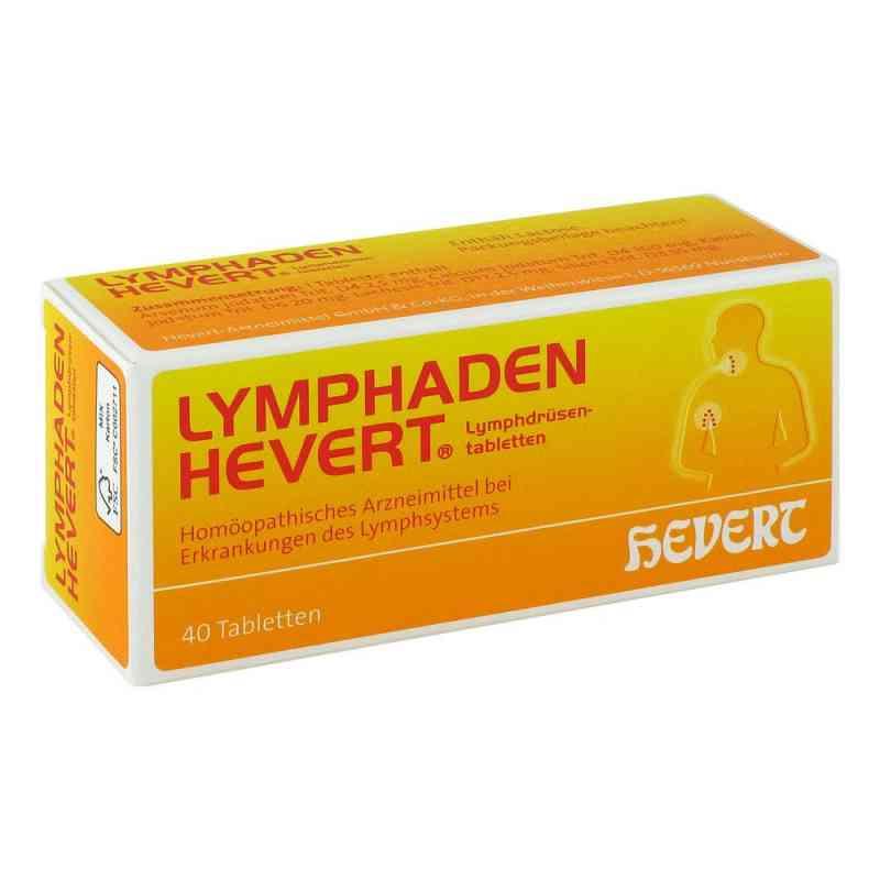 Lymphaden Hevert Lymphdrüsen Tabletten  bei versandapo.de bestellen