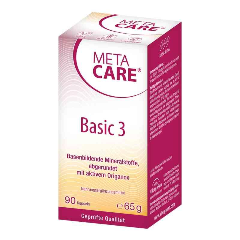 Meta Care Basic 3 Kapseln  bei versandapo.de bestellen