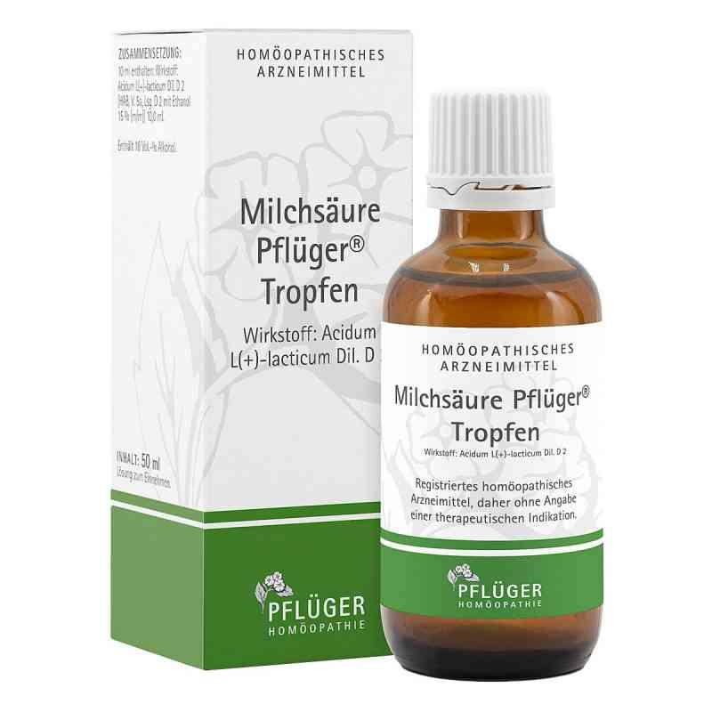 Milchsäure Pflüger Tropfen  bei versandapo.de bestellen