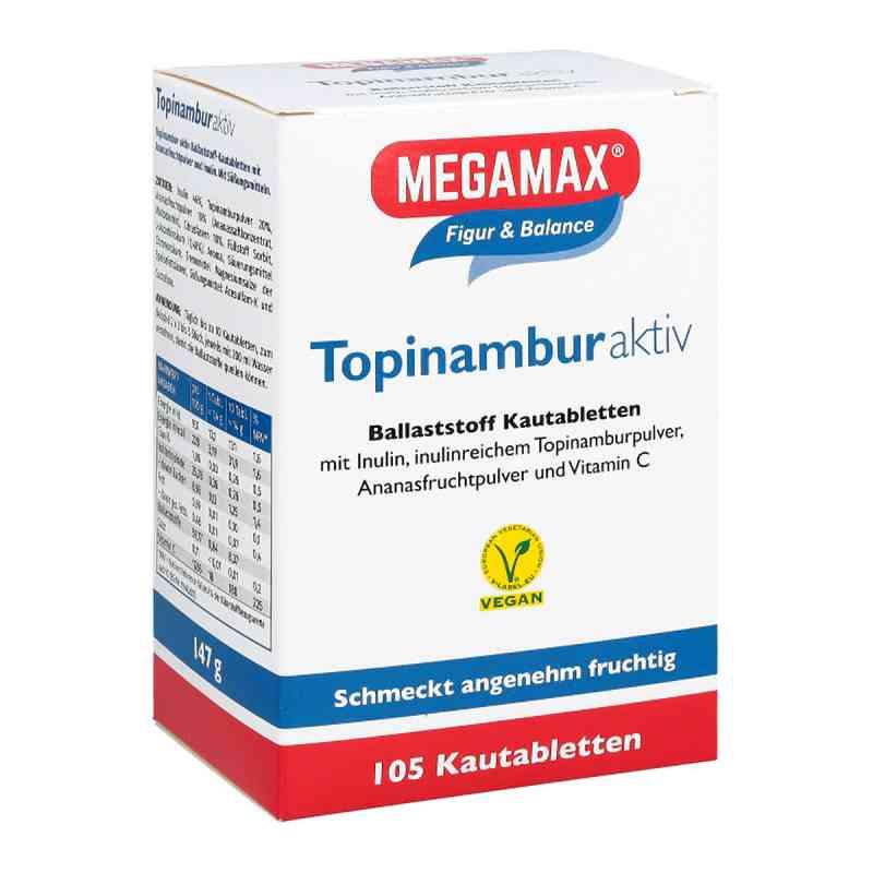 Topinambur Aktiv Megamax Kautabletten  bei versandapo.de bestellen