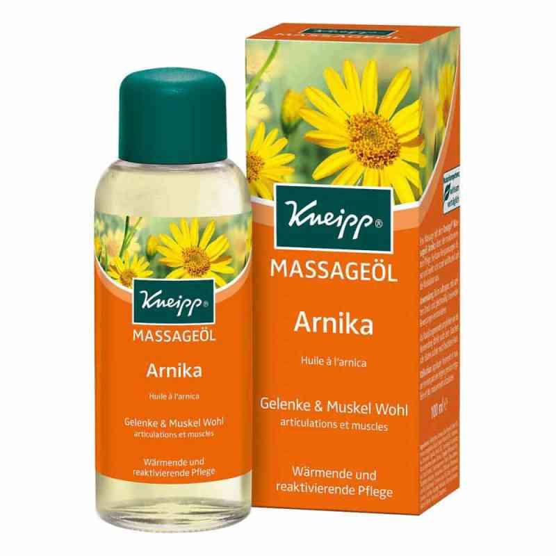 Kneipp Massageöl Arnika  bei versandapo.de bestellen