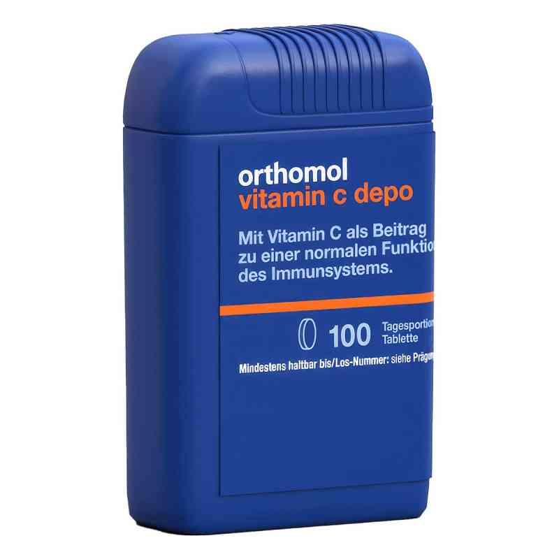 Orthomol Vitamin C Depo Tabletten  bei versandapo.de bestellen