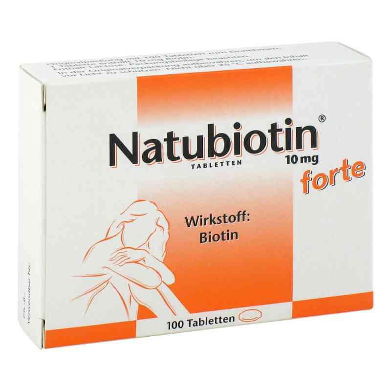 Natubiotin 10 mg forte Tabletten  bei versandapo.de bestellen
