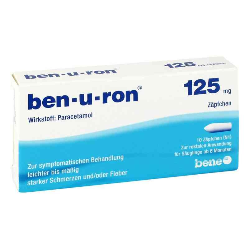 Ben-u-ron 125mg  bei versandapo.de bestellen