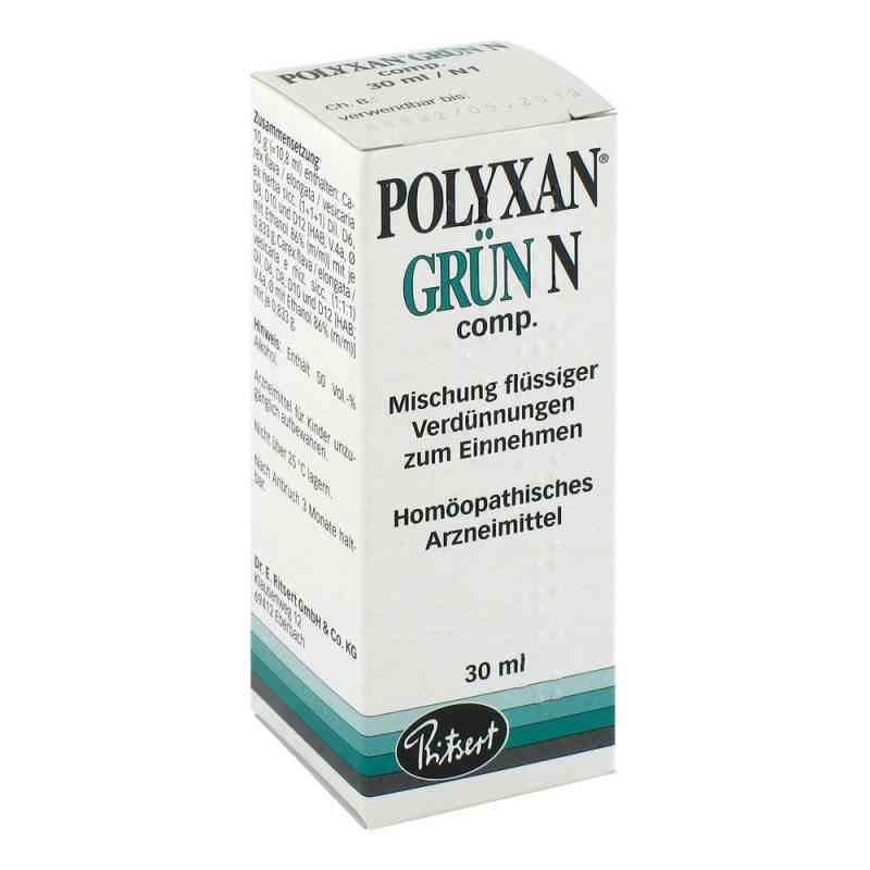 Polyxan grün N compositus  Tropfen  bei versandapo.de bestellen