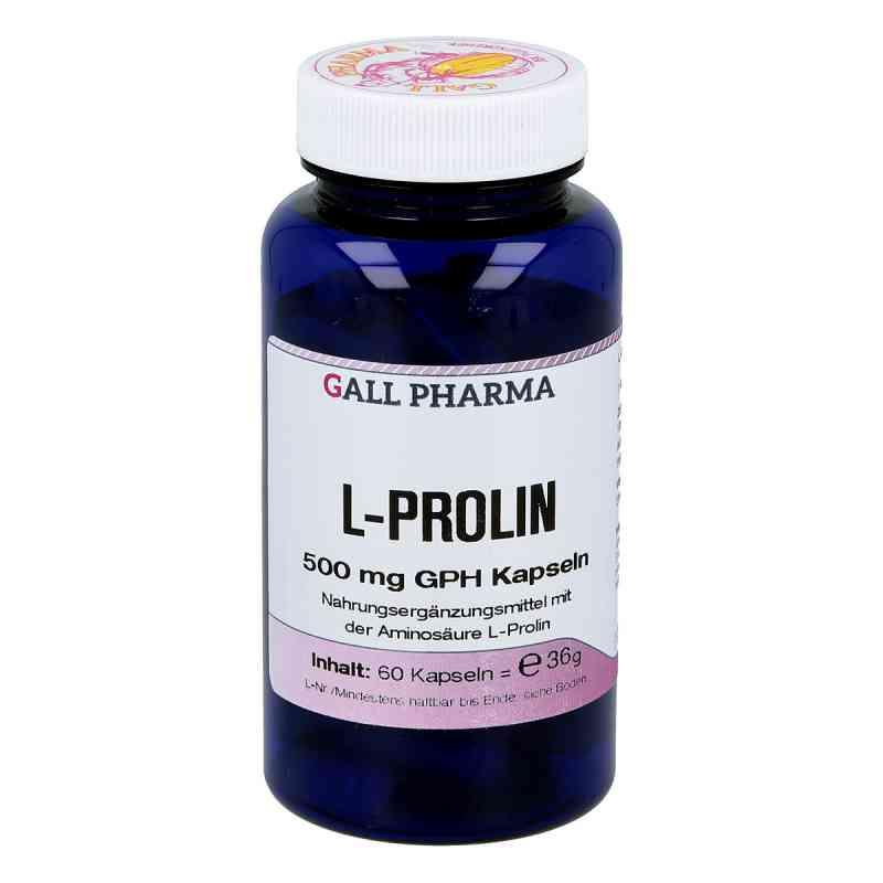 L-prolin 500 mg Kapseln  bei versandapo.de bestellen