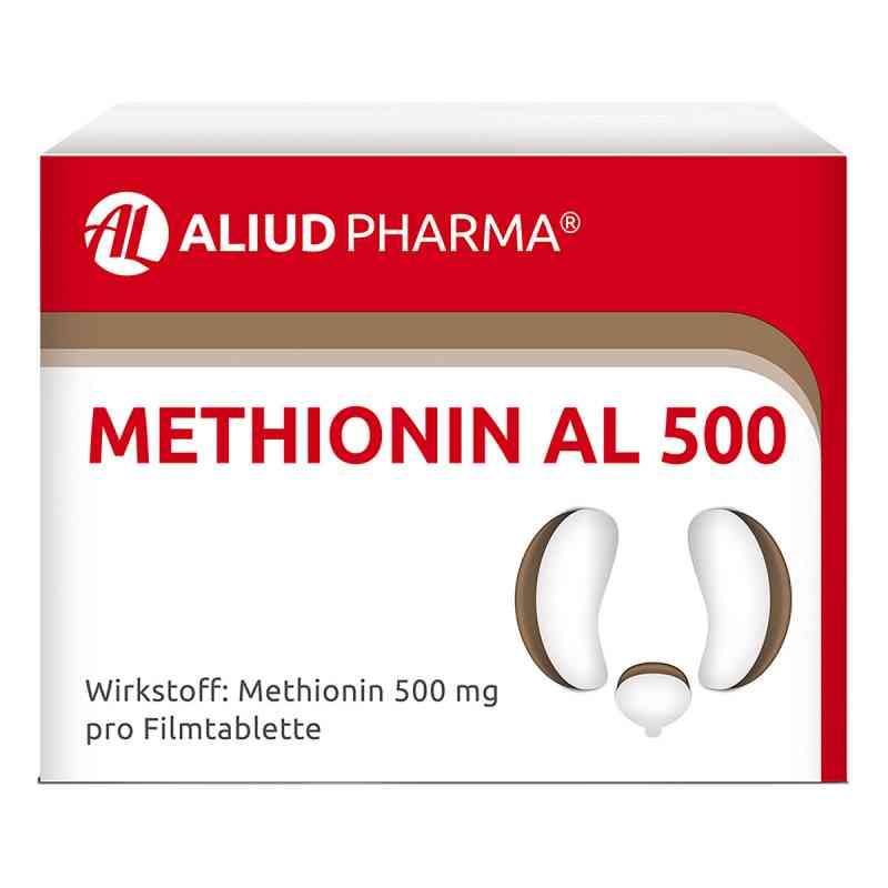 Methionin Al 500 Filmtabletten  bei versandapo.de bestellen