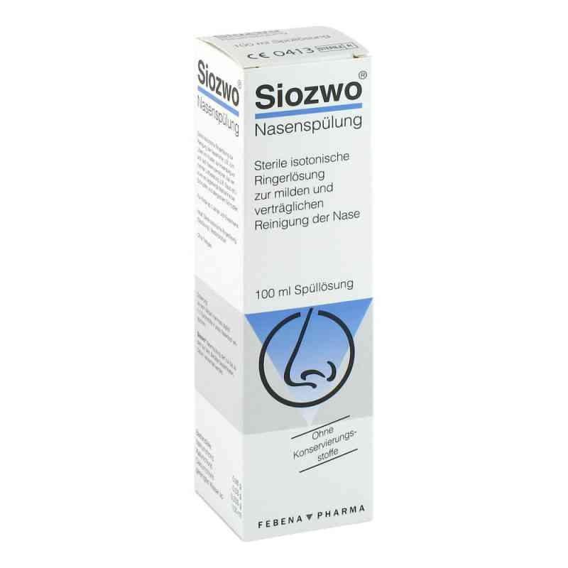 Siozwo Nasenspülung Konservierungsstofffrei  bei versandapo.de bestellen