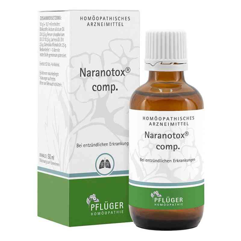 Naranotox compositus  Tropfen  bei versandapo.de bestellen
