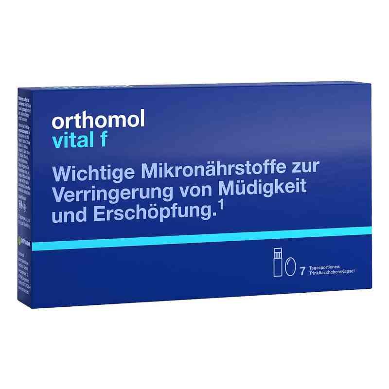 Orthomol Vital F Trinkfläschchen  bei versandapo.de bestellen