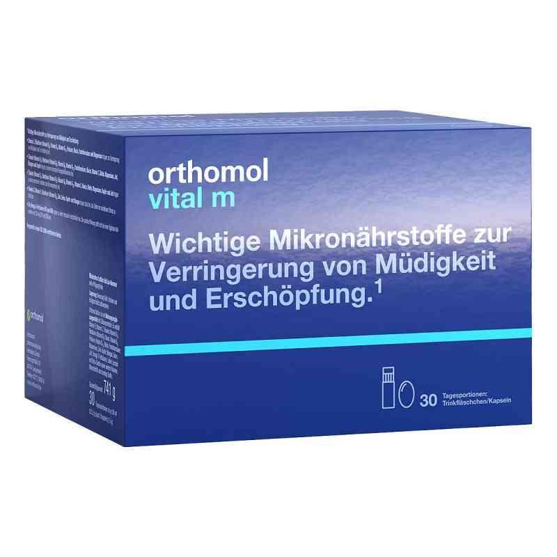 Orthomol Vital M Trinkfläschchen  bei versandapo.de bestellen