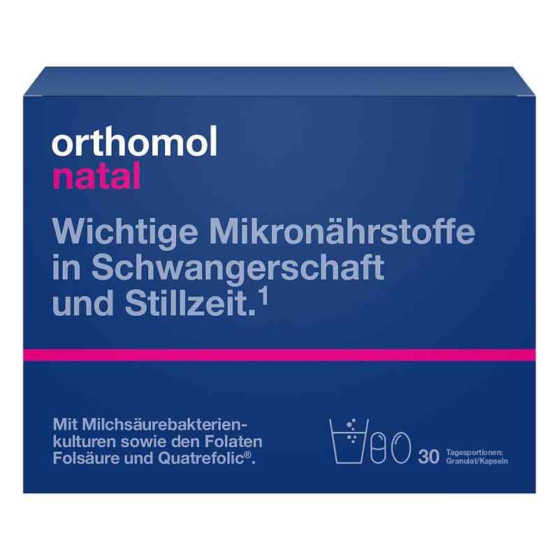 Orthomol Natal 30 Beutel granulat/kaps. Kombipackung  bei versandapo.de bestellen