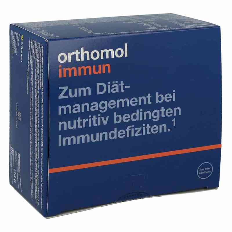 Orthomol Immun 30 Tabletten /kaps.kombipackung  bei versandapo.de bestellen
