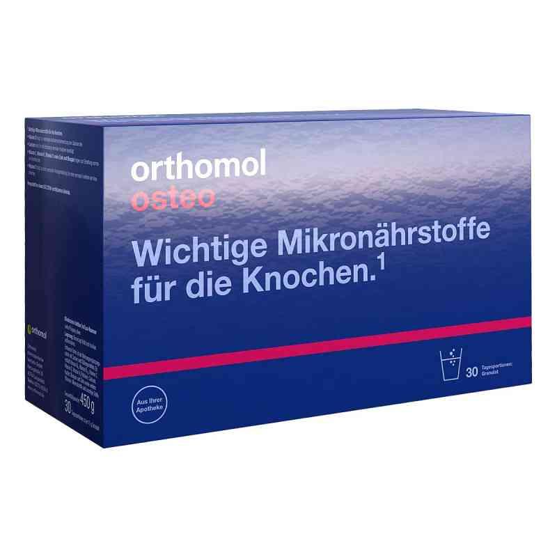 Orthomol Osteo Granulat Beutel  bei versandapo.de bestellen