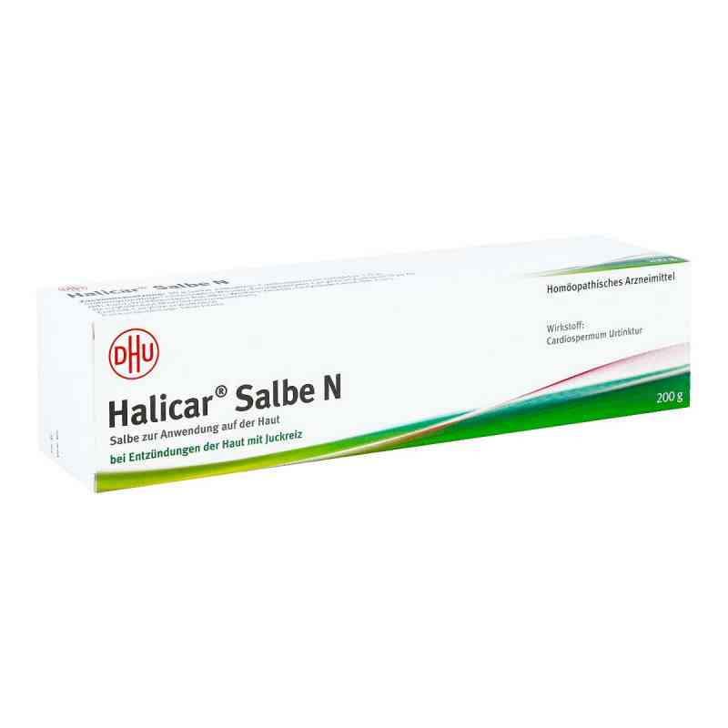 Halicar Salbe N  bei versandapo.de bestellen