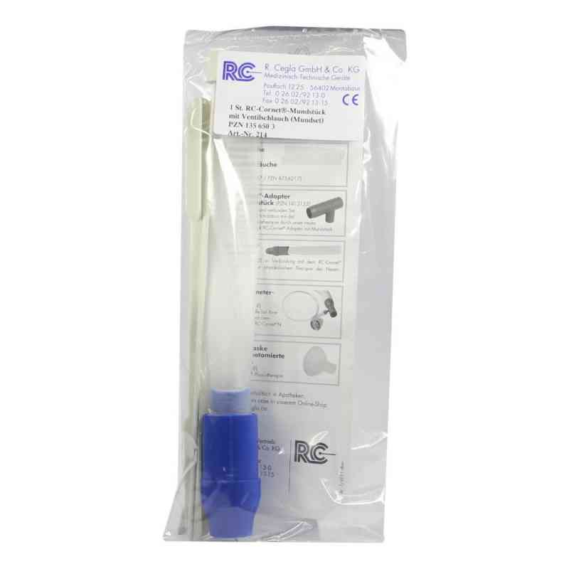 Rc Cornet Ersatzmundstück+ventilschlauch  bei versandapo.de bestellen