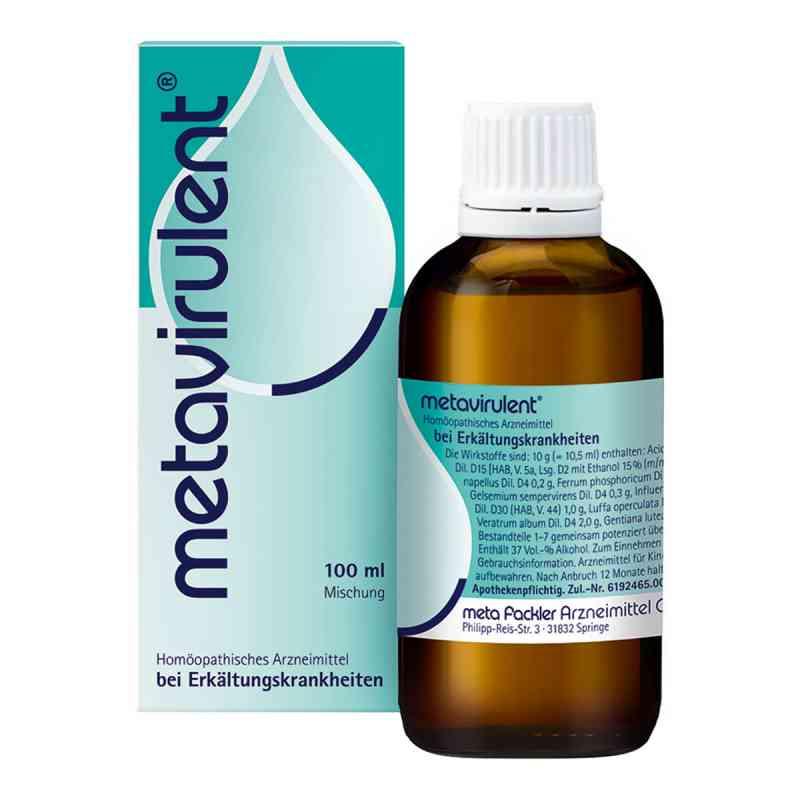 Metavirulent Tropfen zum Einnehmen  bei versandapo.de bestellen