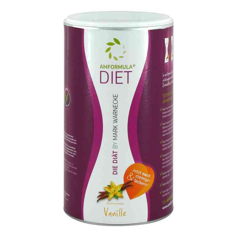 Amformula Diet Vanille Pulver  bei versandapo.de bestellen
