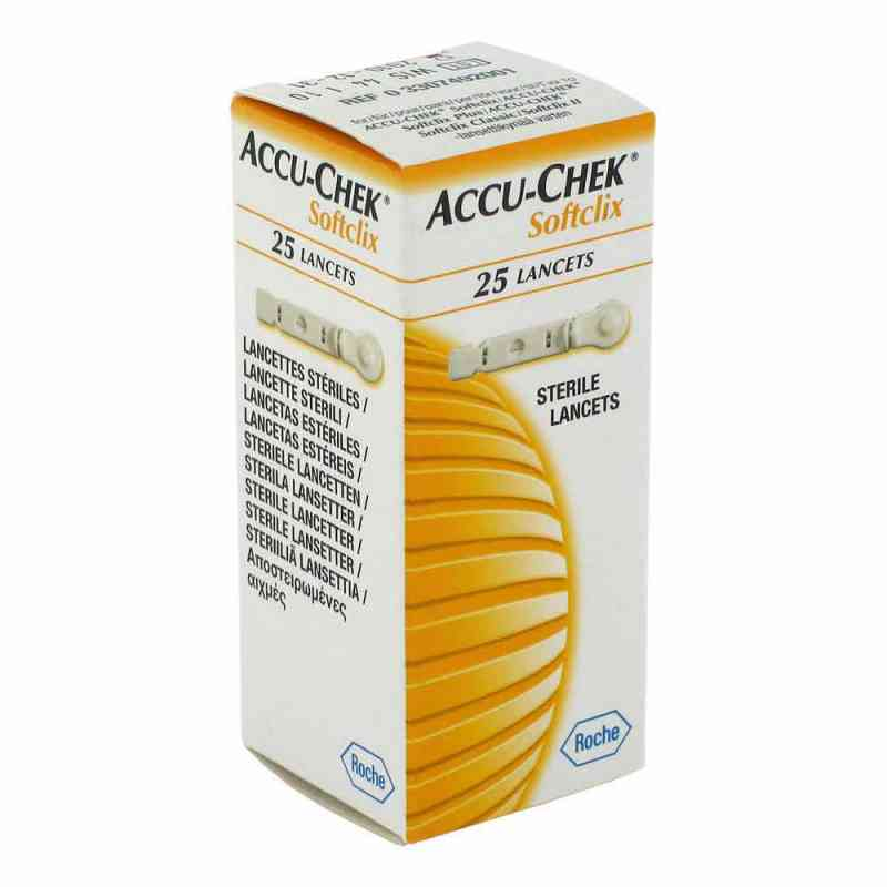 Accu Chek Softclix Lancet  bei versandapo.de bestellen