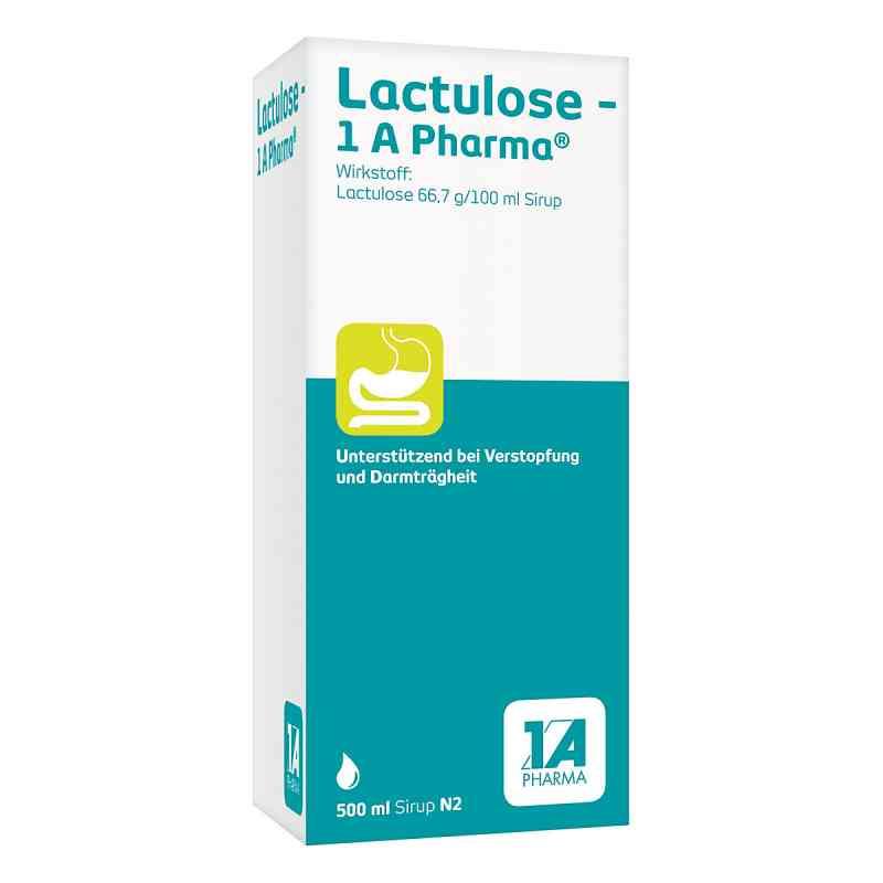 Lactulose-1A Pharma  bei versandapo.de bestellen
