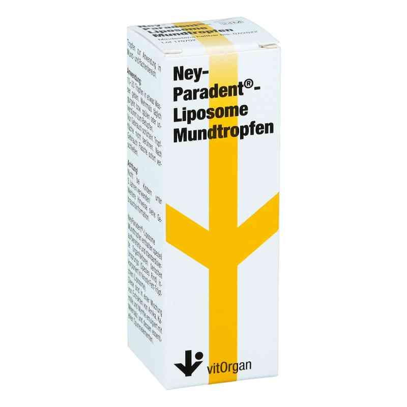 Neyparadent Liposome Mundtropfen  bei versandapo.de bestellen