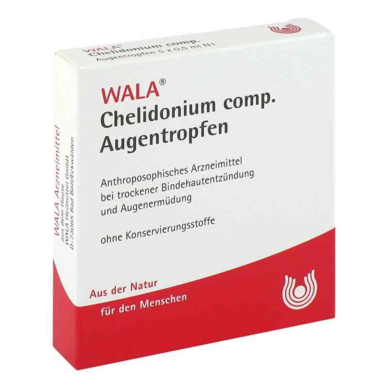 Chelidonium Comp Augentropfen  bei versandapo.de bestellen