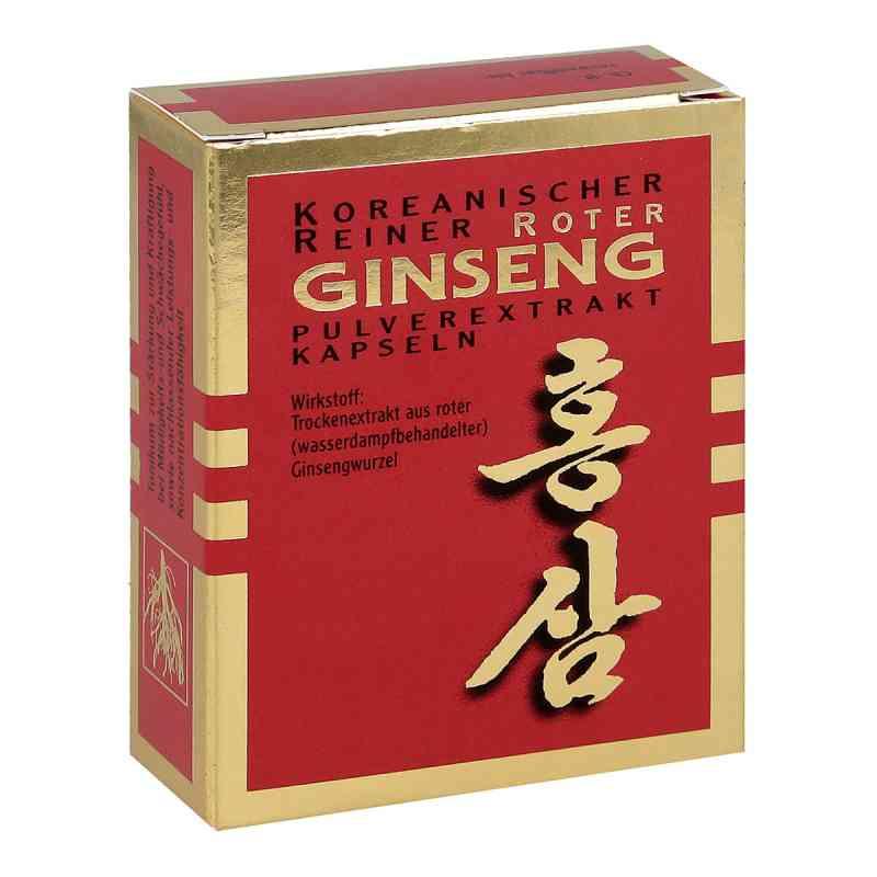 Koreanischer Reiner Roter Ginseng Pulverextrakt  bei versandapo.de bestellen