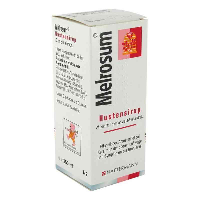 Melrosum Hustensirup  bei versandapo.de bestellen