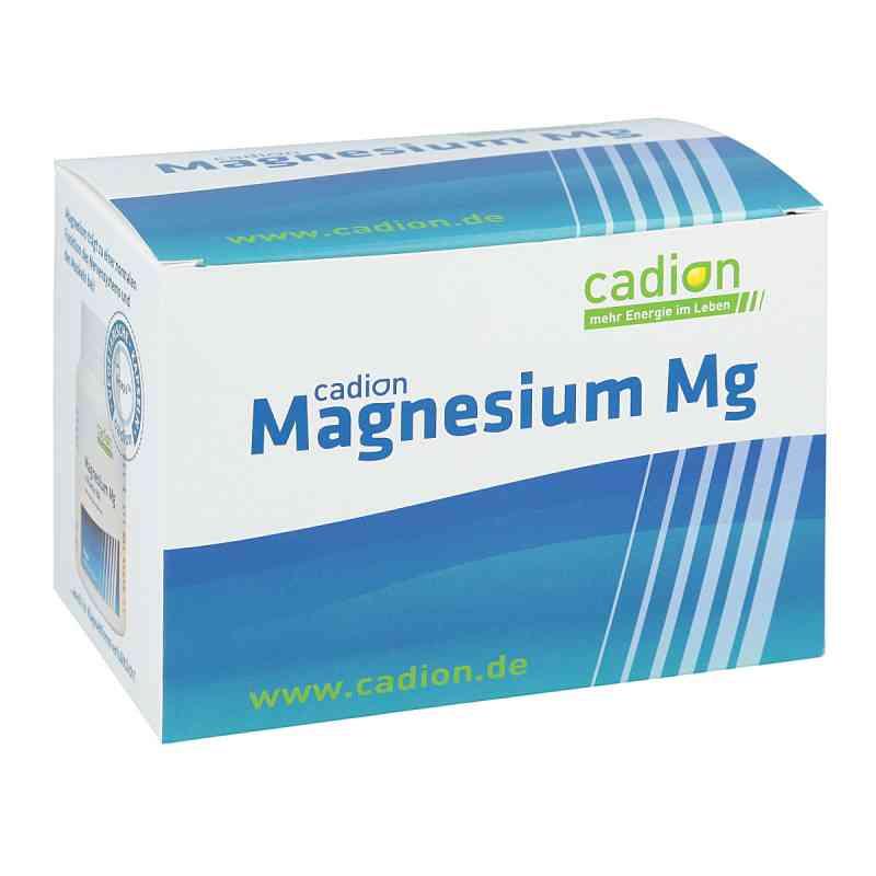 Cadion Magnesium Mg Granulat Beutel  bei versandapo.de bestellen