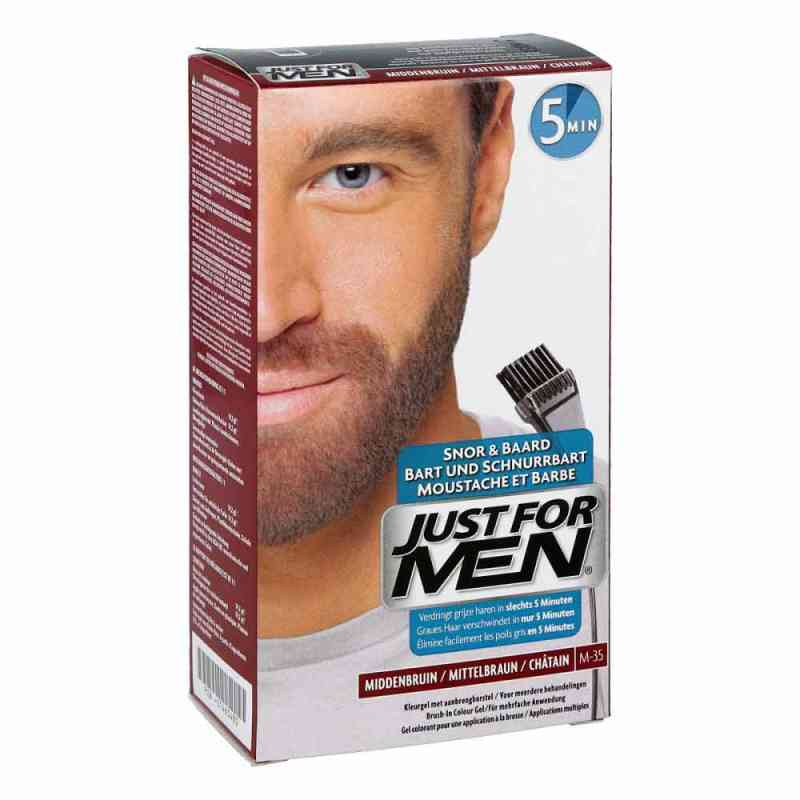Just for men Brush in Color Gel mittelbraun  bei versandapo.de bestellen
