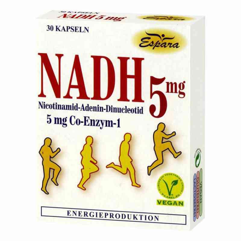 Nadh 5 mg Kapseln  bei versandapo.de bestellen