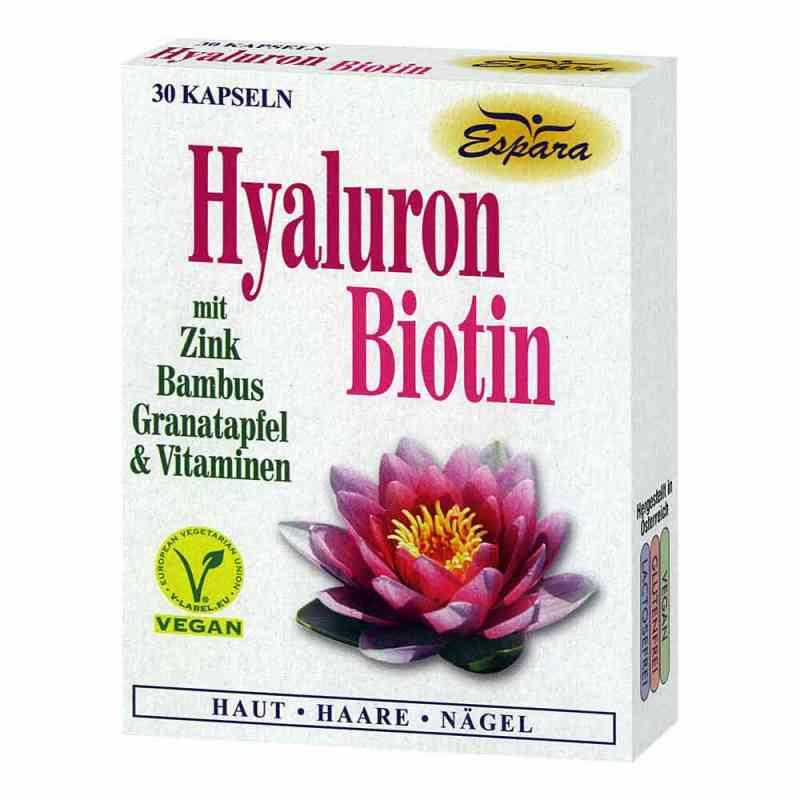 Hyaluron Biotin Kapseln  bei versandapo.de bestellen