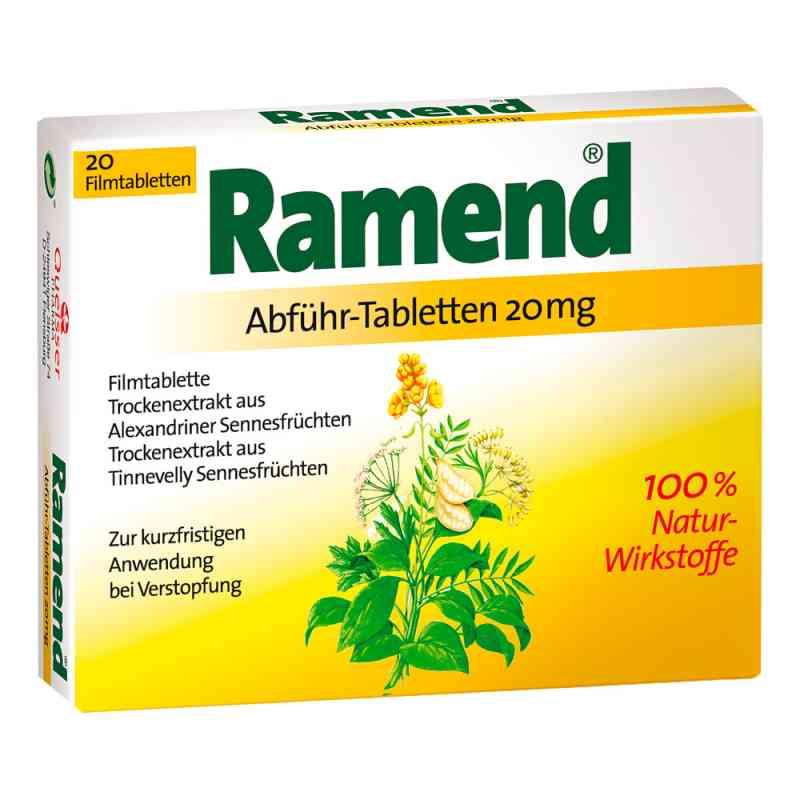 Ramend Abführ-Tabletten 20mg  bei versandapo.de bestellen
