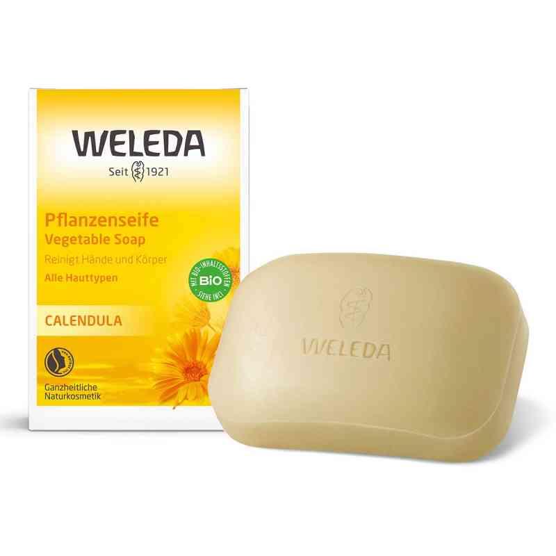 Weleda Calendula Pflanzenseife  bei versandapo.de bestellen