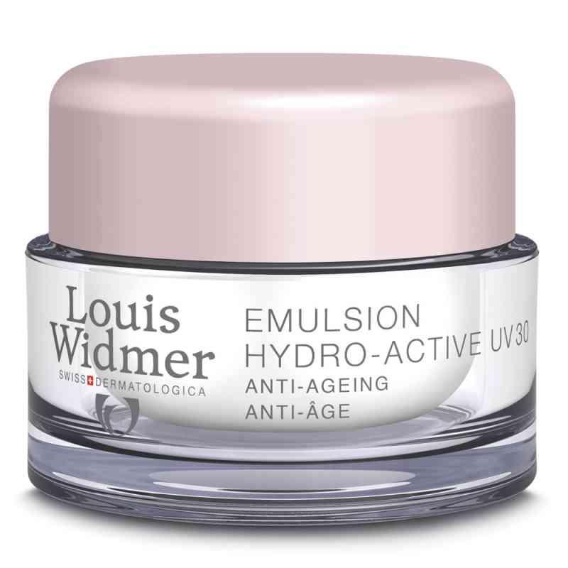 Widmer Tagesemulsion Hydro-active Uv30 leicht parf  bei versandapo.de bestellen